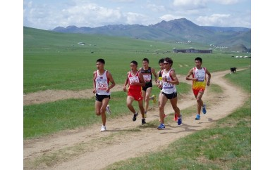 S026 第22回モンゴル国際草原マラソン参加の旅