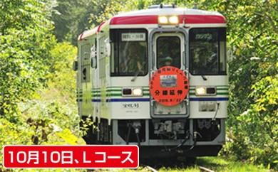 [№5524-0013]【10月10日】りくべつ鉄道運転体験Lコース