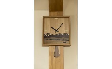 【0002502】象嵌細工の時計