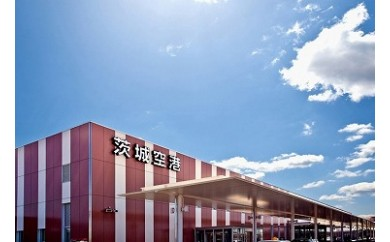 23-A 往復航空券(茨城-神戸便)