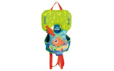 (489)~水遊びを楽しもう~ 幼児用フローテーションベスト インファント(ブルー)