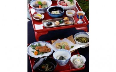 [№5825-0146]長弓寺薬師院 精進料理「お斎(とき)」2名様分