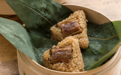 Qb-42 【かおり米使用】高知県産養殖うなぎのにぎり飯 タレ味 10個セット