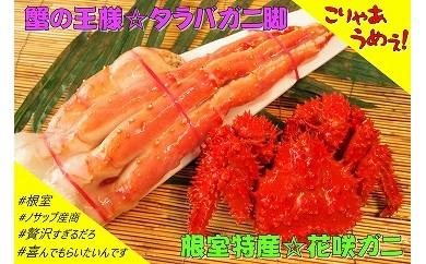 CB-03002 花咲ガニ・タラバガニ脚セット[194777]