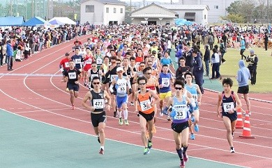 [F206]第16回柏崎マラソン 大会参加権(ファミリーペア3.3km)