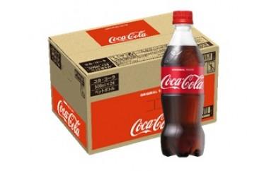 コカ・コーラ ペットボトル500ml×24本