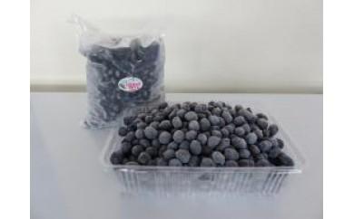 [010-60]びえいハスカップファーム 美瑛産冷凍ハスカップ1kg