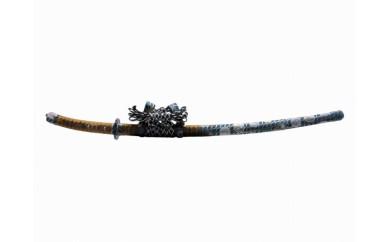 H138-01 模擬刀 錦包糸巻太刀拵 小烏丸