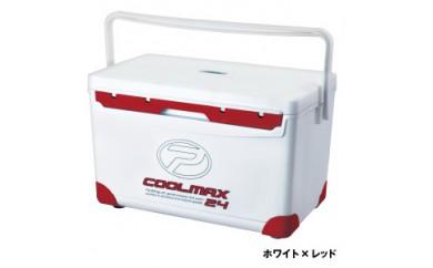 (539)クーラーボックス クールマックス 24L