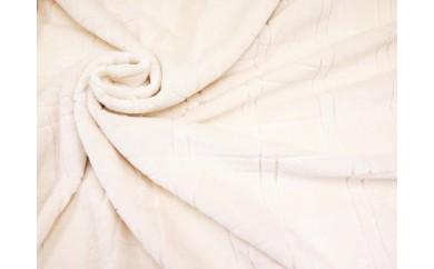 L824 シール織綿毛布(格子) ボリュームあり  【18,000pt】