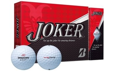 ゴルフボールBRIDGESTONE GOLF  JOKER(WHITE)  3ダース
