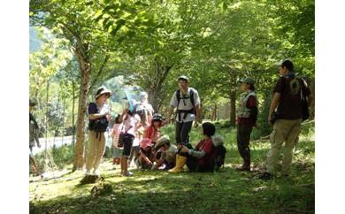 OS01 大杉谷自然学校体験プログラム利用券 60枚