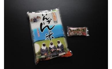 NA199 平成29年産米 平田げんげん米(ひとめぼれ)5kg