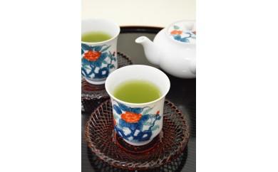 A010世界緑茶コンテスト金賞受賞 伊萬里茶・幸の極セット