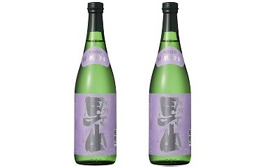【A‐24】根知男山 純米酒2本セット