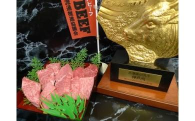 030-0401 たかさご 名産神戸牛旭屋の神戸牛串懐石「六甲のしずく」