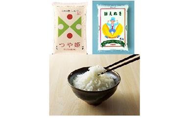 A023 山形県産米食べ比べセットC2