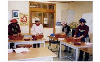AB-4.【センチ麺タルな旅へ】笠そば そば打ち体験(3名)