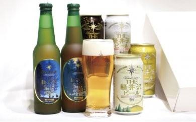 [№5865-0106]THE軽井沢ビール グラス入セット<G-OA>