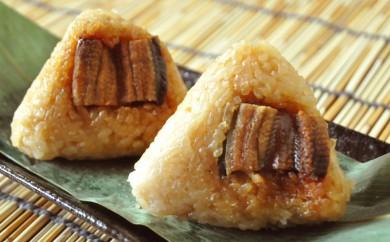 Qb-43 【かおり米使用】限定50セット 天然うなぎのにぎり飯 タレ味 7個セット