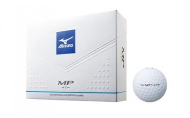 ゴルフボール ミズノ MP<S>(ホワイト)  3ダースセット
