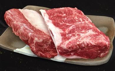 国産牛サーロインステーキ肉 4kg(2kgX2)