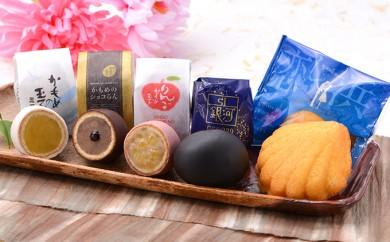 [№5650-0109]さいとう製菓 かもめの玉子詰合せ「彩り」5種5品