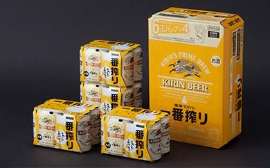 D0-22 【コクとキレの合わせ技】キリン一番搾り【350ml缶 2ケース】