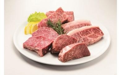 C-3 柳川情緒 石畳ステーキ【今なら!黄金カレー1食分おまけ付き】