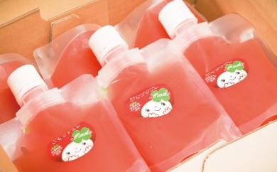 B-107 佐賀の苺さがほのか使用「いちごジュレ(飲むゼリータイプ)」 6個