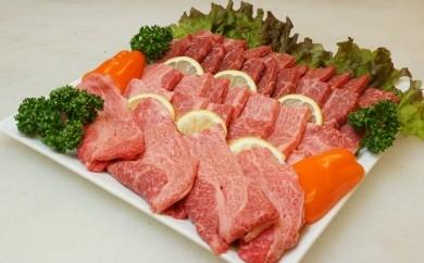 宮崎牛焼肉・スライス4点セット(もも焼肉・ロース焼肉・肩ローススライス×2)1kg