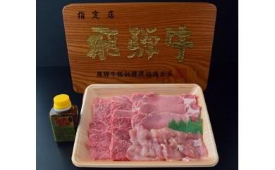 2011 岐阜県ブランド焼肉セット