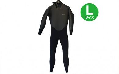 [№5940-0040]ウェットスーツ(axxe classic back zip)  Lサイズ