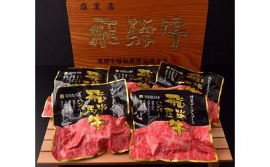 飛騨牛ハンバーグセット(冷凍)