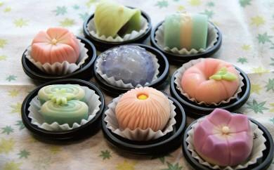 A-20 夢菓房 武市神栄堂の上生菓子