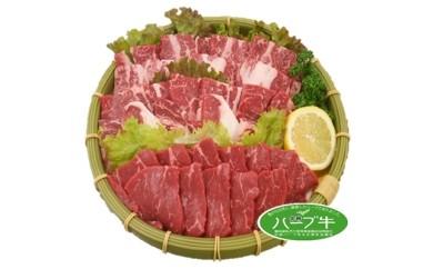 宮崎ハーブ牛 焼肉セット750g