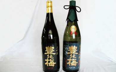 H-1 高木酒造発!純米大吟醸龍奏&大吟醸原酒セット