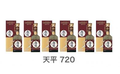 E-5◆土佐鶴 天平720 1ケース6本入り