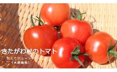 北川村のトマト 2箱