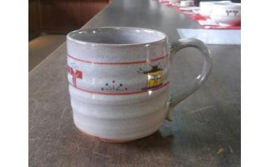 U-07 奈良絵マグカップ