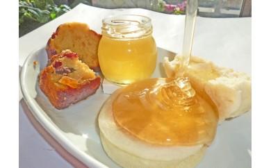 ミツバチからの贈り物「天然蜂蜜セット」