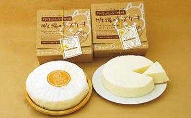 A707 牧場のチーズケーキ【55pt】