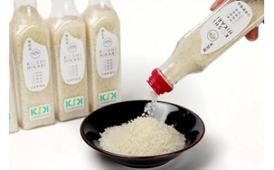 [B178]重ちゃんが愛情込めて作ったコシヒカリ(無洗米2合ボトル)