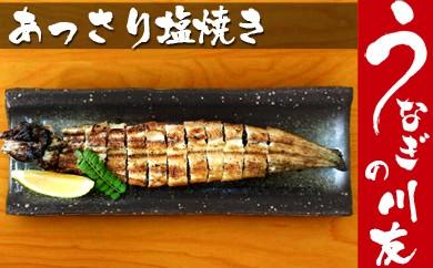 B16-2 うなぎの川友 あっさり塩焼き