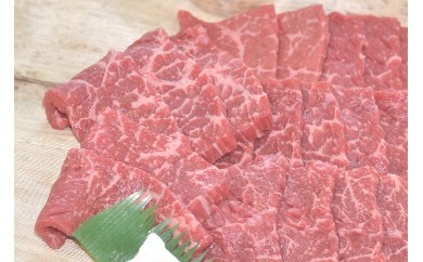 亀岡牛 モモ 焼肉用 250g