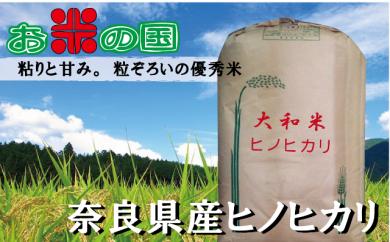 CE-5.【定期便】平成29年産米 奈良県産ヒノヒカリ1等(玄米)10kg×3(精米・分搗き可)