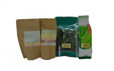 香り高いお茶セット(S)