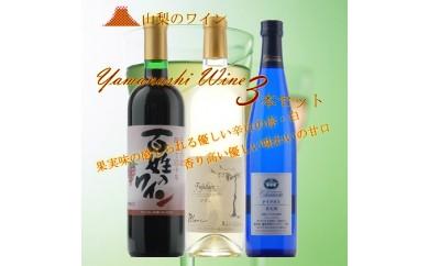 [№5768-0050]お手頃ワイン3本セットA