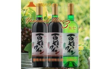 [№5768-0055]お手頃ワイン3本セットB