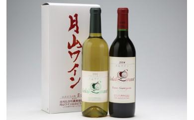【B-505】月山ワイン「ソレイユルバン」セット